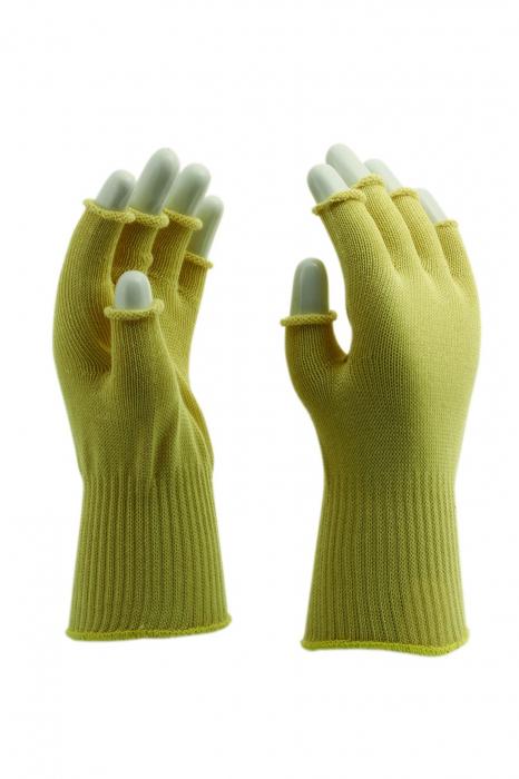 Manusi de protectie termica Rock Safety UNKEV2, kevlar, fara degete [0]