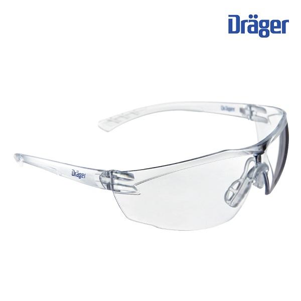 Ochelari de protectie Drager X-PECT 8000, cu lentile transparente 0