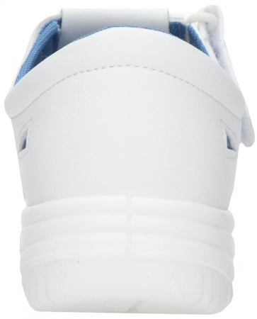 Sandale albe de protectie microfibra Ardon VOG S1, cu bombeu metalic3
