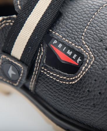 Sandale de protectie Ardon PRIME S1P, cu bombeu metalic si lamela1