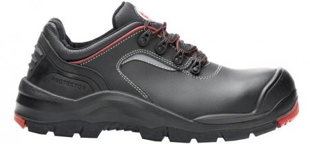 Pantofi de protectie Ardon HOBARTLOW S3, cu bombeu din fibra de sticla si lamela kevlar0