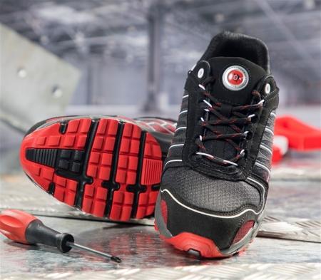 Pantofi de protectie Ardon STRIPPER S1P, cu bombeu compozit si lamela kevlar1