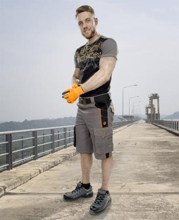 Pantaloni scurti de lucru Ardon VISION, tercot 60/40, 260 gr/mp [1]