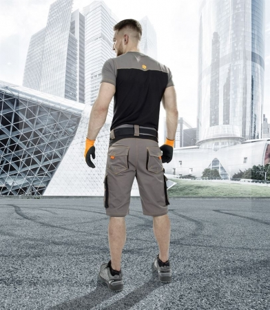 Pantaloni scurti de lucru Ardon VISION, tercot 60/40, 260 gr/mp [2]