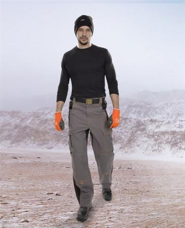 Pantaloni vatuiti de iarna Ardon VISION, tercot 60/40, 260gr/mp3