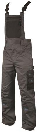Pantaloni salopeta cu pieptar Ardon 4TECH, tercot 65/35, 240 gr/mp [0]