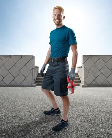 Pantaloni scurti de lucru Ardon 4TECH, tercot 65/35, 240gr/mp2