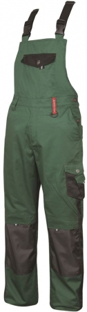 Pantaloni salopeta cu pieptar Ardon PRE100, tercot 65/35, 270gr/mp0