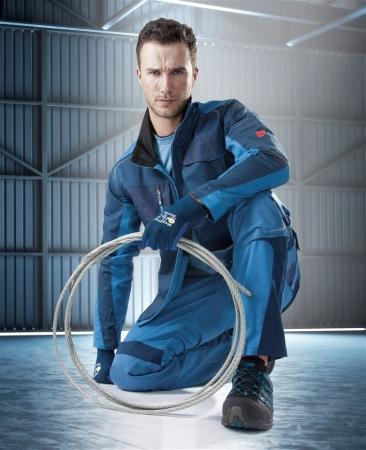 Pantaloni de lucru Ardon R8ED, tercot 65/35, 245 gr/mp2