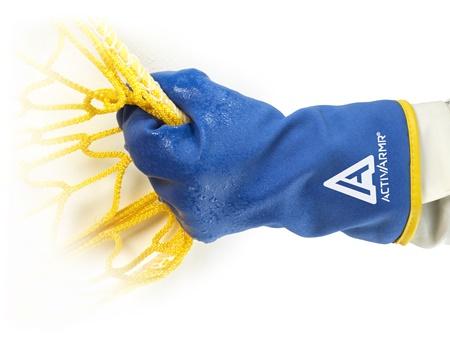 Manusi de protectie termica Ansell ACTIVARMR 97-681, PVC [3]
