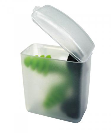 Antifoane interne de protectie Cerva 4FIT, tip bradut, cu snur si cutie [1]