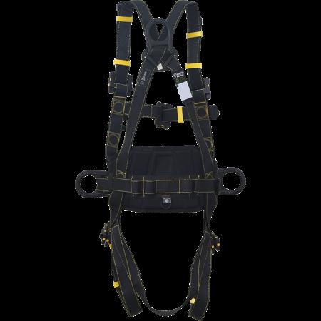 Centura complexa dielectrica Kratos FA1021200, protectie lombara si 3 puncte de prindere acoperite [1]