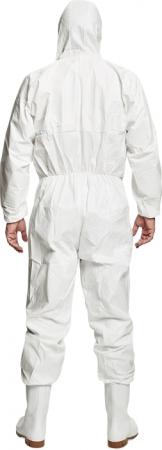 Combinezon de protectie chimica Cerva CHEMSAFE 5001