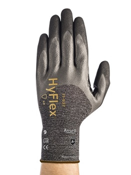 Manusi de protectie Ansell HYFLEX 11-937, impregnate in spuma de nitril [0]