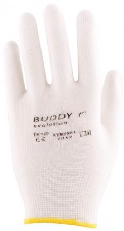 Manusi de protectie textile Ardon BUDDY EVOLUTION, nailon, cu aplicatii PVC anti alunecare1