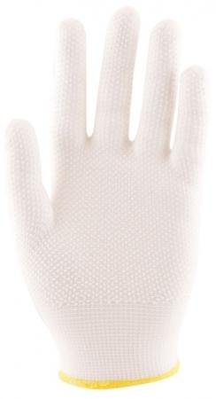 Manusi de protectie textile Ardon BUDDY EVOLUTION, nailon, cu aplicatii PVC anti alunecare0
