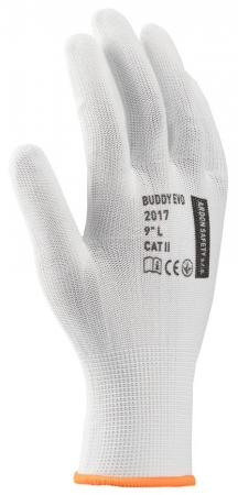 Manusi de protectie textile Ardon BUDDY EVOLUTION, nailon, cu aplicatii PVC anti alunecare [2]
