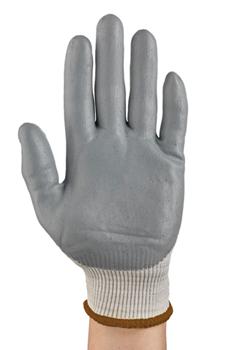 Manusi de protectie Ansell HYFLEX 11-100, impregnate in spuma de nitril [1]