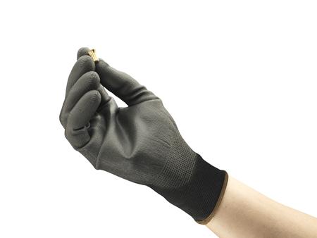 Manusi de protectie Ansell HYFLEX 48-101, impregnate in poliuretan [3]