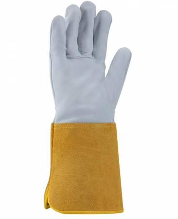 Manusi de protectie sudura Ardon 4TIG, piele capra, ata kevlar, 35cm [1]