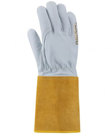 Manusi de protectie sudura Ardon 4TIG, piele capra, ata kevlar, 35cm [0]