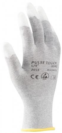 Manusi de protectie statica Ardon PULSE TOUCH ESD, poliuretan degete0