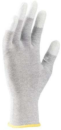 Manusi de protectie statica Ardon PULSE TOUCH ESD, poliuretan degete1
