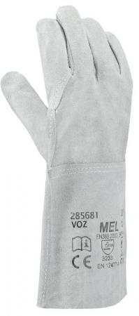 Manusi de protectie sudura Ardon MEL, piele spalt bovina, 35 cm0