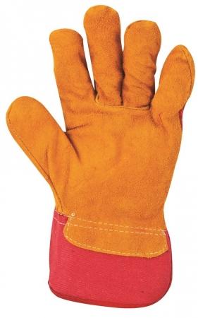 Manusi de protectie de iarna Ardon TOP UP WINTER, piele spalt bovina2