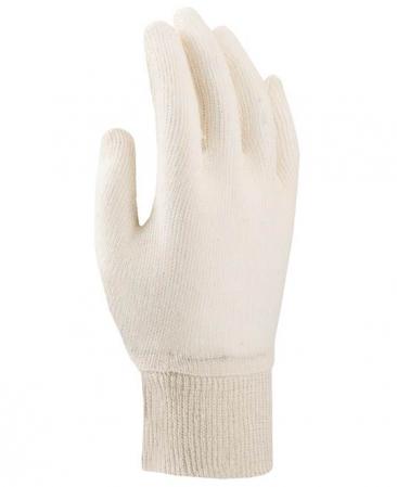 Manusi tricotate albe TERRY [0]