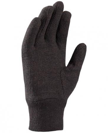 Manusi tricotate FRED negru1