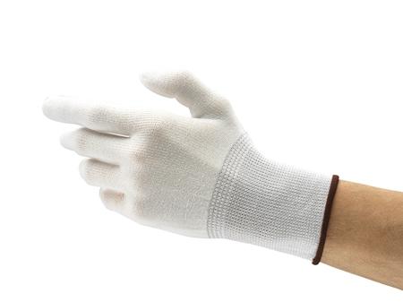 Manusi de protectie Ansell HYFLEX 11-300, tricot [2]