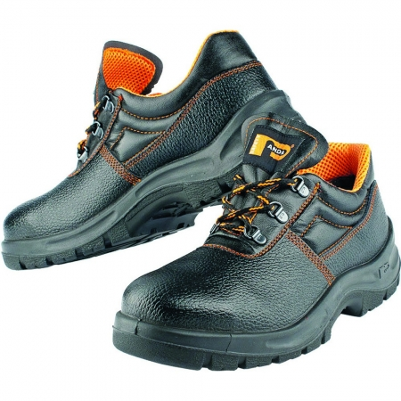 Pantofi de protectie Panda ERGON BETA S1, cu bombeu metalic [1]