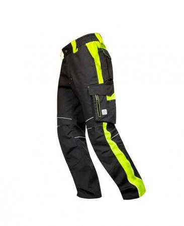 Pantaloni de lucru Ardon NEON, 65% poliester - 35% bumbac, 270gr/mp2