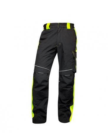 Pantaloni de lucru Ardon NEON, 65% poliester - 35% bumbac, 270gr/mp0