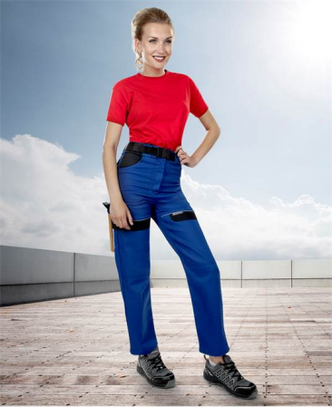 Pantaloni de lucru  dama Ardon COOL TREND, 100%bumbac, 260gr/mp3