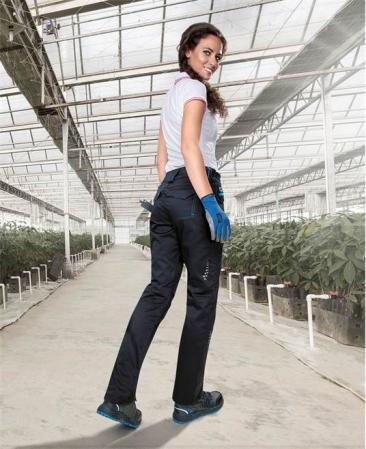 Pantaloni de lucru  dama Ardon FLORET, 64% poliester - 33% bumbac, 260gr/mp1