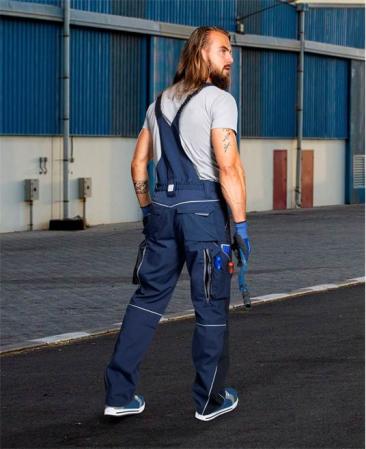 Pantaloni salopeta cu pieptar Ardon URBAN+5