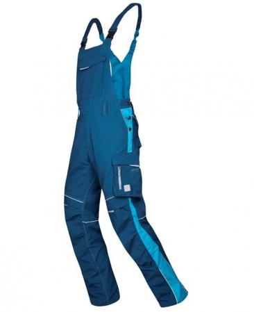 Pantaloni salopeta cu pieptar Ardon URBAN, 65% poliester - 35% bumbac, 270gr/mp2