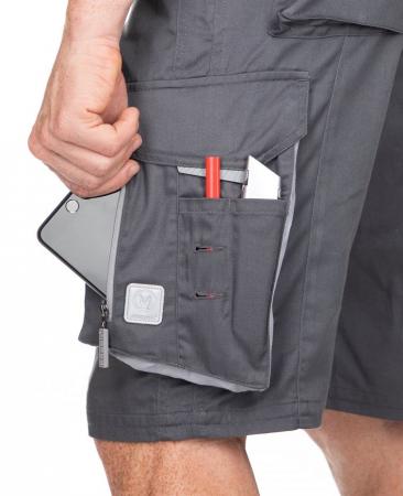 Pantaloni scurti de lucru Ardon SUMMER, tercot 65/35, 200gr/mp7