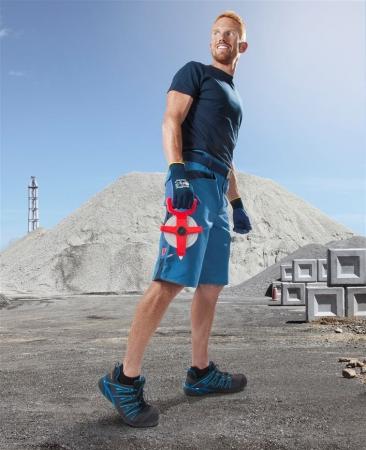 Pantaloni scurti de lucru Ardon R8ED, tercot 65/35, 245 gr/mp [1]