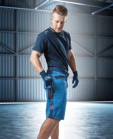 Pantaloni scurti de lucru Ardon R8ED, tercot 65/35, 245 gr/mp [3]