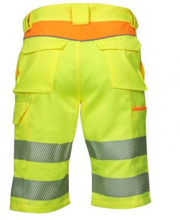 Pantaloni scurti reflectorizanti Ardon SIGNAL, 65% poliester - 35% bumbac, 290gr/mp3
