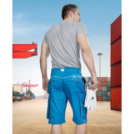 Pantaloni scurti de lucru Ardon SUMMER, tercot 65/35, 200 gr/mp [7]