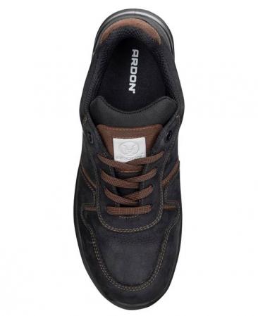 Pantofi de protectie Ardon MASTERLOW S3, cu bombeu metalic si lamela3