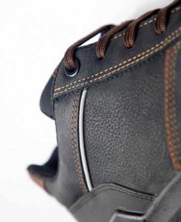Pantofi de protectie Ardon MASTERLOW S3, cu bombeu metalic si lamela4