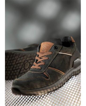 Pantofi de protectie Ardon MASTERLOW S3, cu bombeu metalic si lamela1
