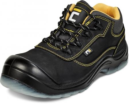 Pantofi de protectie Cerva BK TPU MF S3,cu bombeu compozit si lamela0