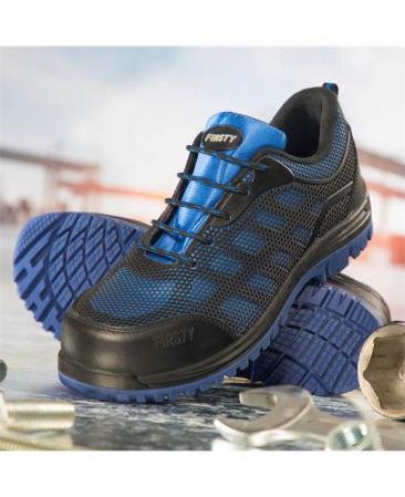 Pantofi de protectie metal free Ardon BLUESTONE S1P, cu bombeu compozit si lamela1