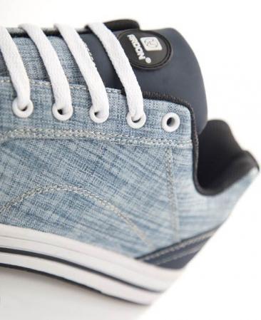 Pantofi de protectie metal free Ardon DERRIK DENIM S1P, cu bombeu compozit si lamela4